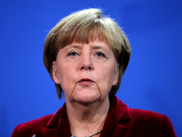 Merkel mahnt schnelle Entscheidung ueber EU Spitzenpersonal an - Merkel mahnt schnelle Entscheidung über EU-Spitzenpersonal an