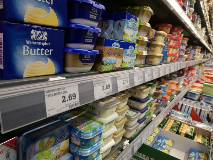 Preisniveau in Deutschland um 4,3 Prozent über EU-Durchschnitt