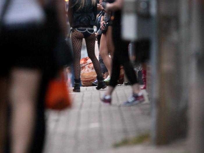 SPD-Frauen wollen Freier bestrafen