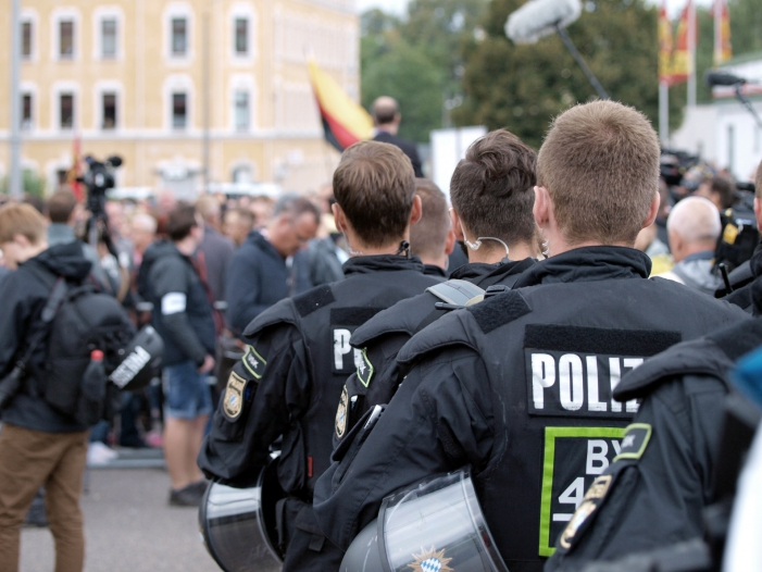 """Terror Anklage gegen quotRevolution Chemnitzquot - Terror-Anklage gegen """"Revolution Chemnitz"""""""