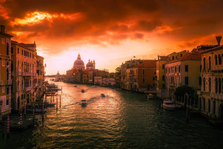 Venedig - Umfrage: Reiselust der Deutschen ist ungebrochen