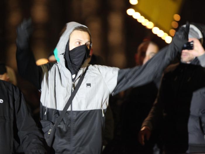 Bild von Verfassungsschutz warnt in Jahresbericht vor Zunahme rechter Gewalt