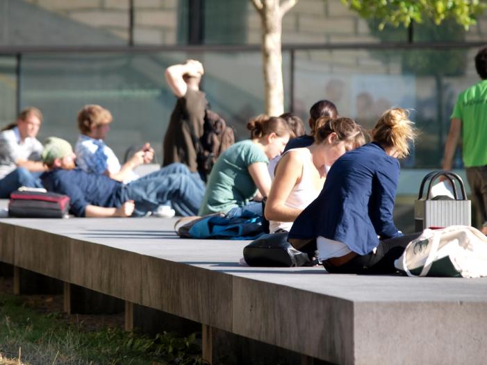 Bild von Zahl der Gaststudierenden an Hochschulen gestiegen