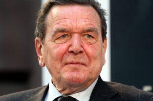 Altkanzler Schroeder kritisiert Klima Debatte 310x205 - Altkanzler Schröder kritisiert Klima-Debatte