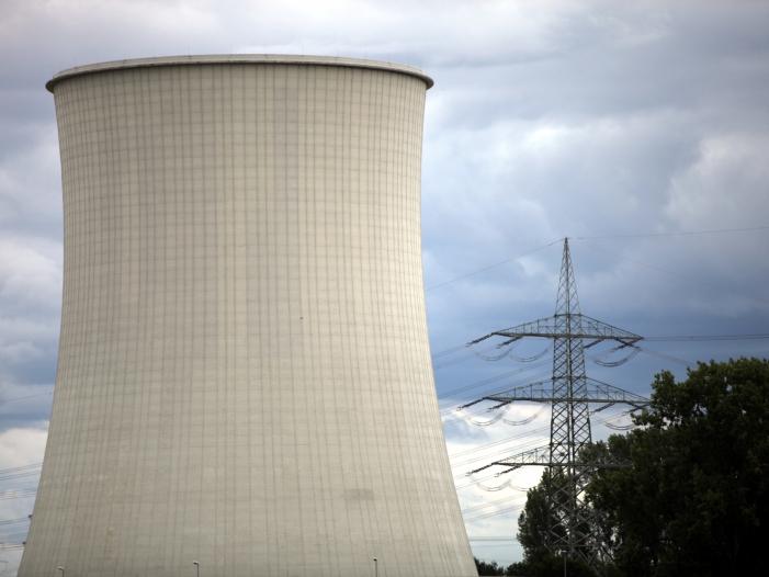 Photo of Atomstrom bei Hitze nicht zuverlässig