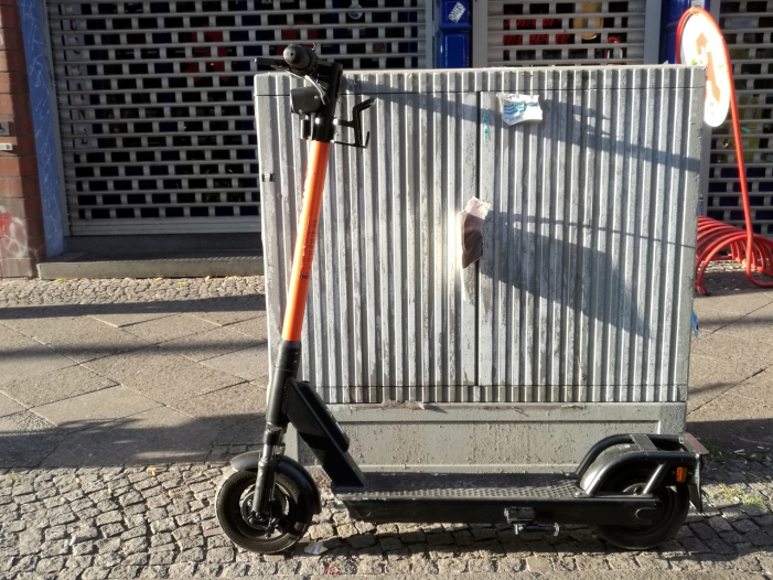 Photo of Bereits 4.800 E-Scooter in Berlin