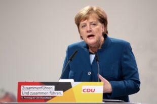 Bundeskanzlerin warnt vor Rechtsextremismus in Deutschland 310x205 - Bundeskanzlerin warnt vor Rechtsextremismus in Deutschland