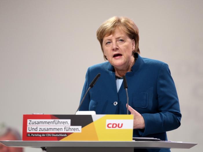 Photo of Bundeskanzlerin warnt vor Rechtsextremismus in Deutschland