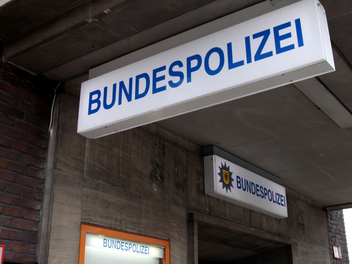 Bundespolizei beschlagnahmt 2018 fast 1.600 Schusswaffen an Flughäfen