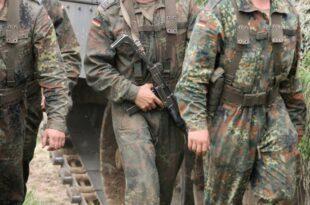 Bundeswehr weist 63 Bewerber wegen Sicherheitsbedenken ab 310x205 - Bundeswehr weist 63 Bewerber wegen Sicherheitsbedenken ab
