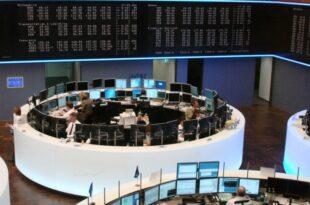 DAX legt am Mittag deutlich zu Euro schwaecher 310x205 - DAX legt am Mittag deutlich zu - Euro schwächer