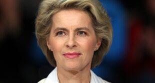 EU Parlament stimmt fuer von der Leyen als EU Kommissionspraesidentin 310x165 - EU-Parlament stimmt für von der Leyen als EU-Kommissionspräsidentin