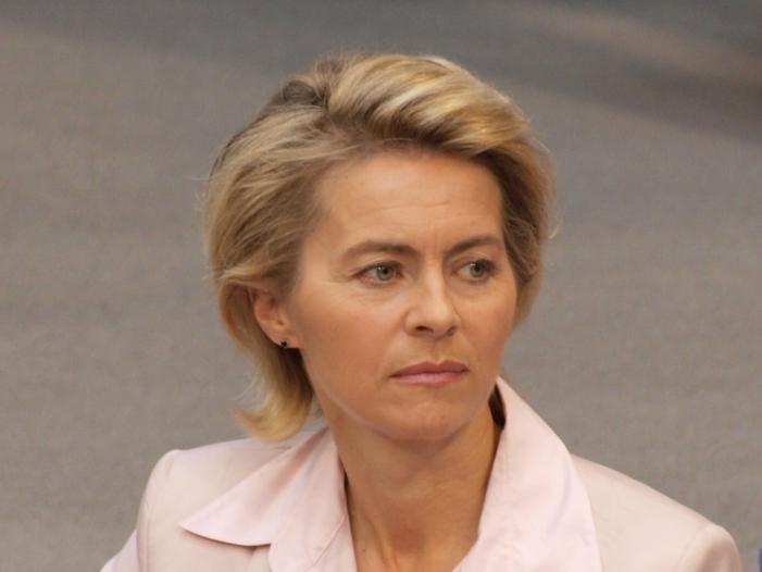 Bild von Europäische Sozialdemokraten halten sich Wahl von der Leyens offen