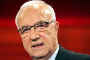 "Ex WDR Intendant Pleitgen kritisiert quothomogene Berichterstattungquot 310x205 - Ex-WDR-Intendant Pleitgen kritisiert ""homogene Berichterstattung"""