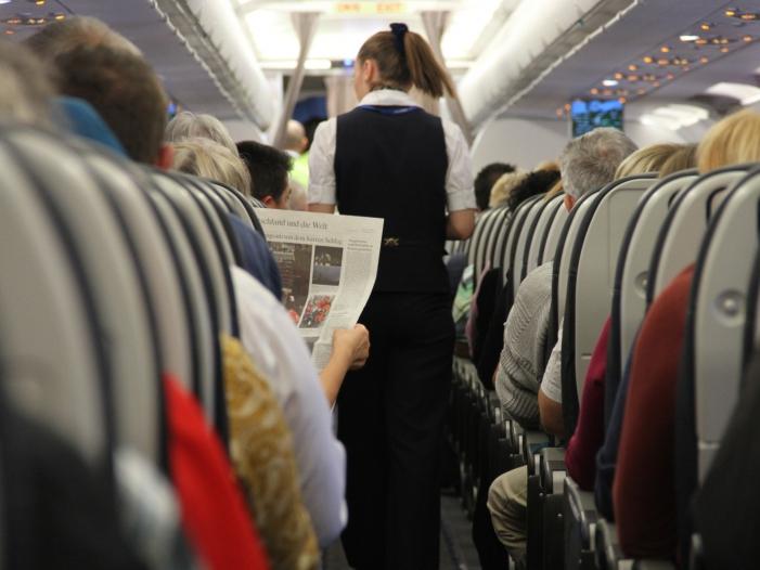 Flugbegleitergewerkschaft UFO kündigt Urabstimmung an