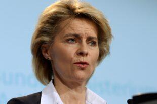 Gruene stellen Verteidigungsministerin schlechtes Zeugnis aus 310x205 - Grüne stellen Verteidigungsministerin schlechtes Zeugnis aus