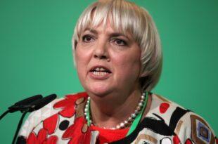 Gruenen Politikerin Roth verlangt Kurswechsel in Asylpolitik 310x205 - Grünen-Politikerin Roth verlangt Kurswechsel in Asylpolitik