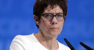 Gruenen Wehrexperte warnt AKK vor halbherziger Amtsausuebung 310x165 - Grünen-Wehrexperte warnt AKK vor halbherziger Amtsausübung