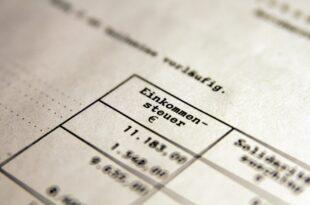 Haushalte muessen 537 Prozent von Einkommen abfuehren 310x205 - Haushalte müssen 53,7 Prozent von Einkommen abführen