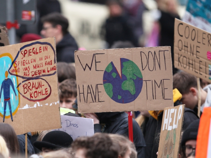 Klimaschutz spaltet deutsche Wirtschaft