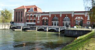 Kraftwerk Langweid Augsburg 310x165 - UNESCO: Augsburgs Wassermanagement-System wird Weltkulturerbe
