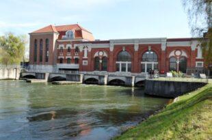 Kraftwerk Langweid Augsburg 310x205 - UNESCO: Augsburgs Wassermanagement-System wird Weltkulturerbe
