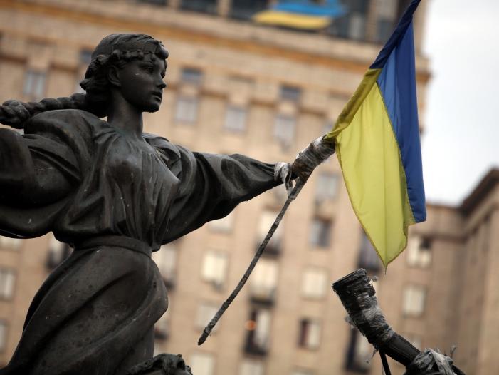 Bild von Lawrow ruft Kiew zu direktem Dialog mit Donezk und Lugansk auf