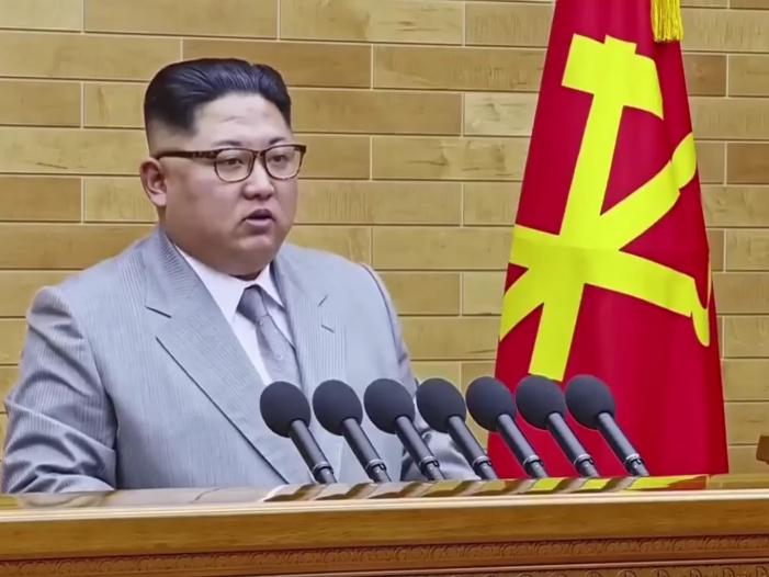 """Photo of Nordkorea nennt spontanes Treffen mit Trump """"historisch"""""""