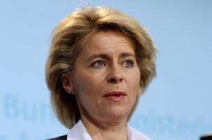 """SPD von der Leyen kann nur mir rechten Stimmen gewaehlt 310x205 - SPD: von der Leyen kann nur mir """"rechten"""" Stimmen gewählt werden"""