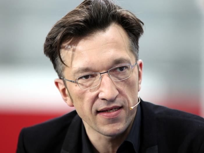 Schriftsteller Lukas Bärfuss erhält Georg-Büchner-Preis