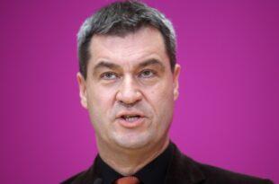 """Soeder fuerchtet Totalschaden bei Nichtwahl von der Leyens 310x205 - Söder fürchtet """"Totalschaden"""" bei Nichtwahl von der Leyens"""