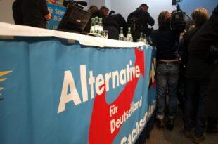 Umfrage Mehrheit in Sachsen Brandenburg und Thueringen gegen AfD 310x205 - Umfrage: Mehrheit in Sachsen, Brandenburg und Thüringen gegen AfD