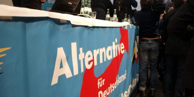 Umfrage Mehrheit in Sachsen Brandenburg und Thueringen gegen AfD 660x330 - Umfrage: Mehrheit in Sachsen, Brandenburg und Thüringen gegen AfD