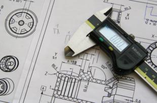 technische Zeichnung 310x205 - Konjunkturelle Abkühlung erreicht die deutschen Maschinenbauer