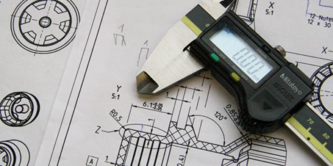 technische Zeichnung 660x330 - Konjunkturelle Abkühlung erreicht die deutschen Maschinenbauer