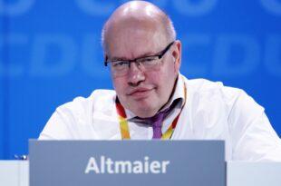 Altmaier will Mittelstand entlasten 310x205 - Altmaier will Mittelstand entlasten