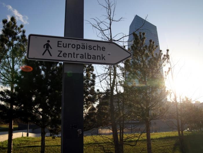 Bankenverband fordert von EZB Abkehr vom Negativzins - Bankenverband fordert von EZB Abkehr vom Negativzins