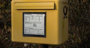 Briefkasten 310x165 - Geschäftspost - 3 Tipps zum Porto sparen
