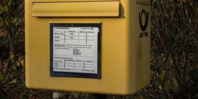 Briefkasten 660x330 - Geschäftspost - 3 Tipps zum Porto sparen