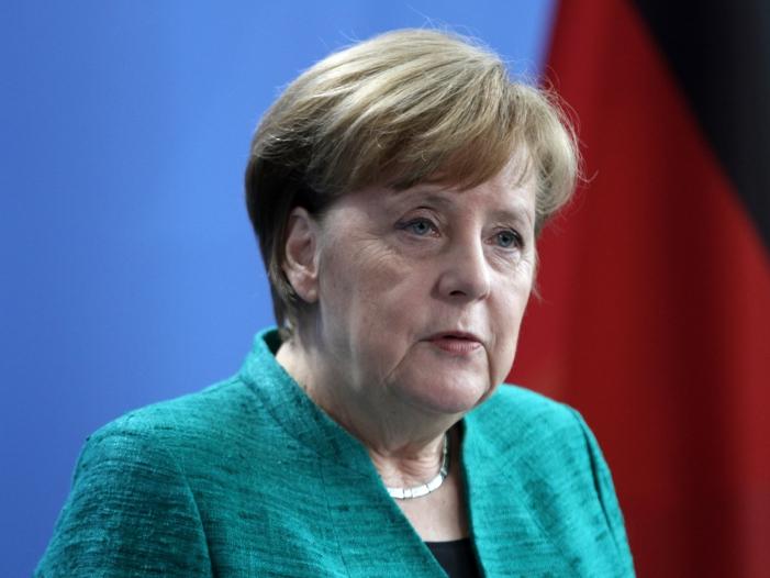 """Bundeskanzlerin mit G7 Gipfel sehr zufrieden - Bundeskanzlerin mit G7-Gipfel """"sehr zufrieden"""""""
