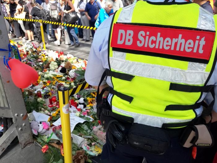 Bild von Bundespolizeigewerkschaft fordert von Bahn mehr Aufsichtspersonal