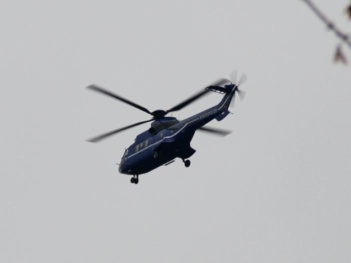 Bundesregierung fehlen CO2 Zertifikate fuer Hubschrauberfluege - Bundesregierung fehlen CO2-Zertifikate für Hubschrauberflüge