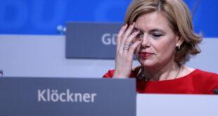 Chef der Agrarministerkonferenz attackiert Kloeckner Plaene 310x165 - Chef der Agrarministerkonferenz attackiert Klöckner-Pläne
