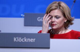 Chef der Agrarministerkonferenz attackiert Kloeckner Plaene 310x205 - Chef der Agrarministerkonferenz attackiert Klöckner-Pläne