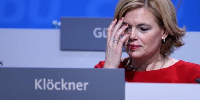 Chef der Agrarministerkonferenz attackiert Kloeckner Plaene 660x330 - Chef der Agrarministerkonferenz attackiert Klöckner-Pläne