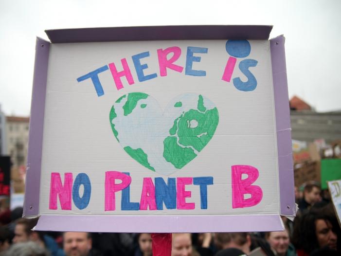 """DGB unterstuetzt Klimastreik der Bewegung Fridays for Future - DGB unterstützt Klimastreik der Bewegung """"Fridays for Future"""""""