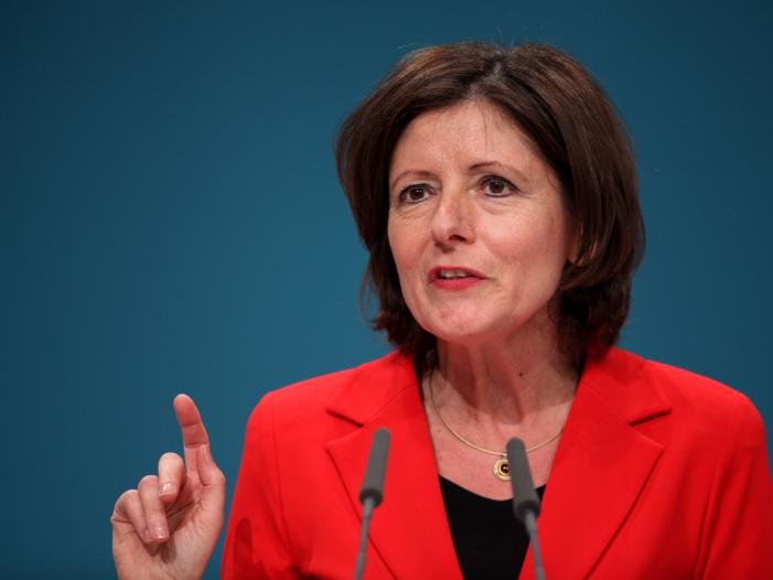 Dreyer beklagt mangelnden Anstand in der SPD - Dreyer beklagt mangelnden Anstand in der SPD