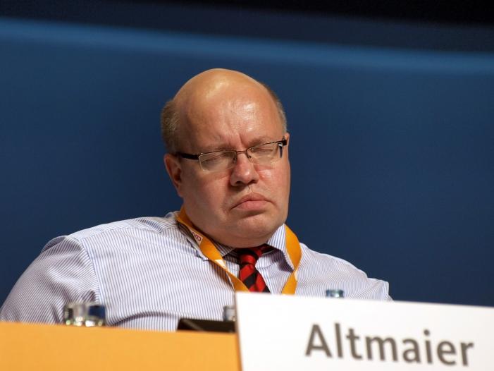 Photo of Ex-Monopolkommissions-Chef: Altmaier höhlt Kartellrecht aus