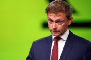 FDP Chef warnt vor Abkehr von Schwarzer Null 310x205 - FDP-Chef warnt vor Abkehr von Schwarzer Null