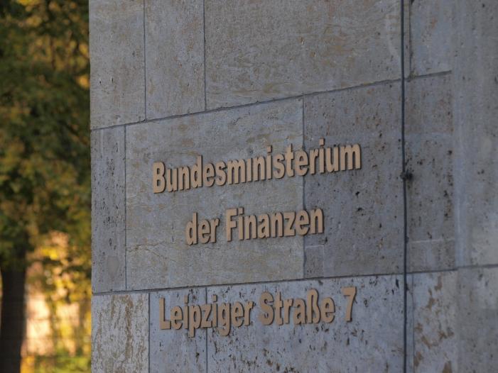 Finanzministerium erarbeitet Modellrechnung fuer neue Umweltausgaben - Finanzministerium erarbeitet Modellrechnung für neue Umweltausgaben
